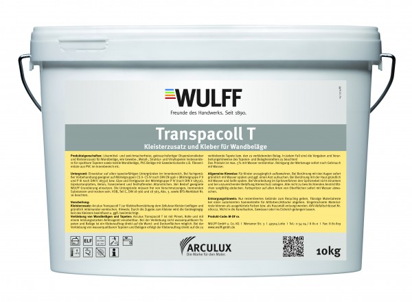 Arculux Transpacoll T