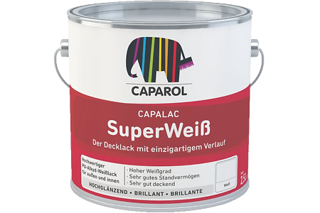 Capalac SuperWeiß