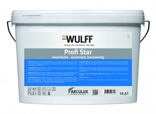 Arculux Profi Star weiß