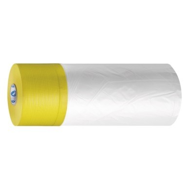 CQ Beton- und Maurerband Folie HDPE 0,02mm